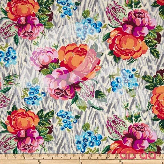 Hapi Tapestry Rose Linen