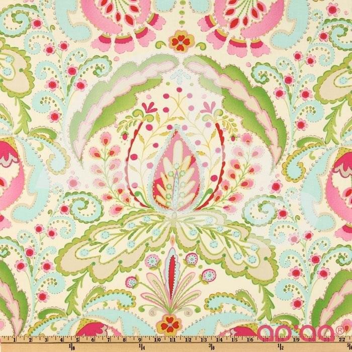 Kumari Garden Teja Pink/Multi