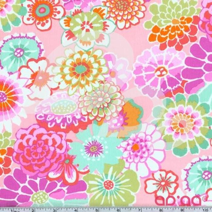 Asian Circles Pink