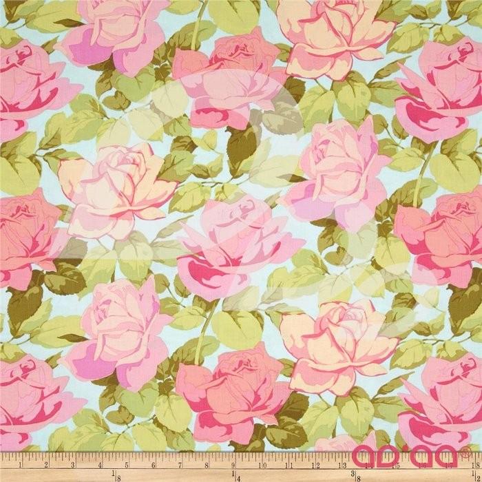 Rose Garden Rose Toss Bright
