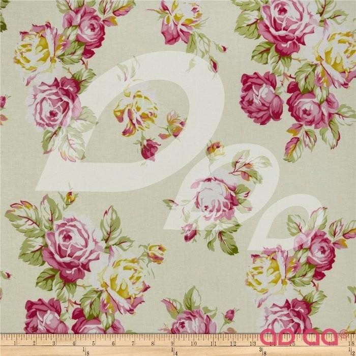 Sunshine Roses Ivory