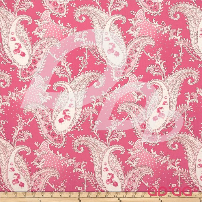 Rosewater Vintage Paisley Popsicle