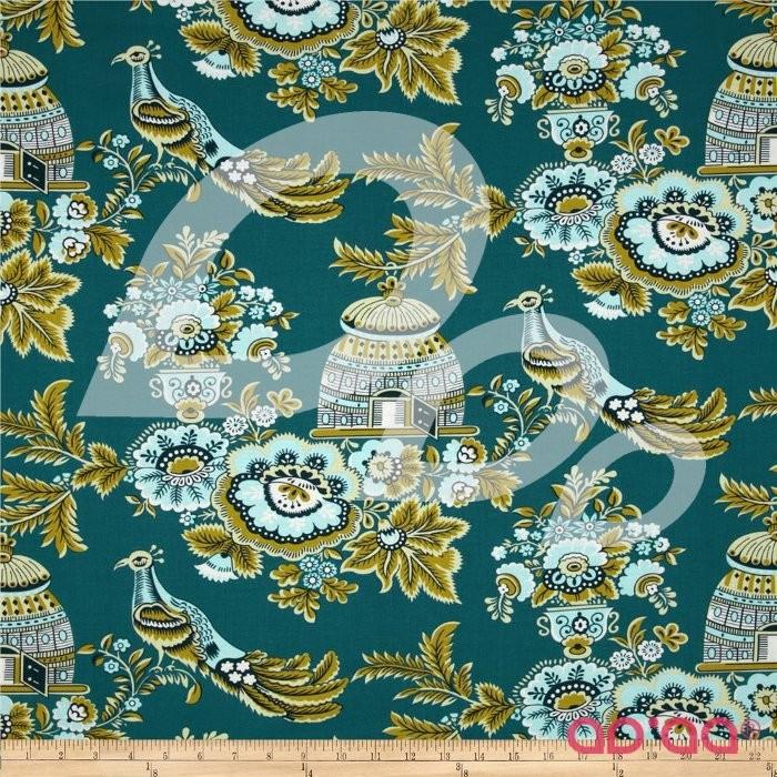 Belle Royal Garden Turquoise