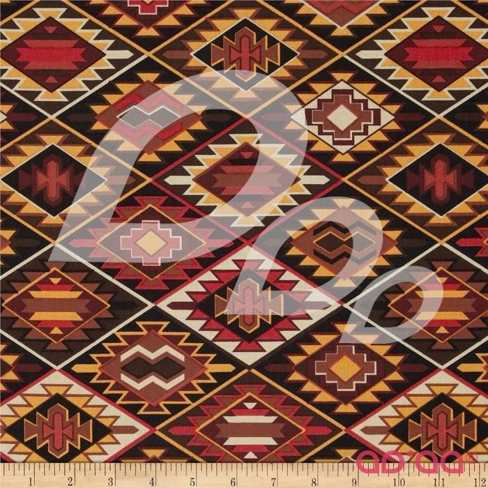 Mesa Verde Indian Blanket Brown