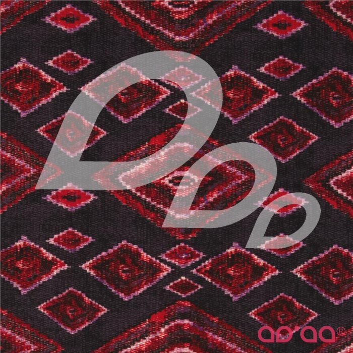 Round Up Indian Blanket Black
