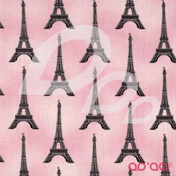 Paris Panache Eifel Tower Pink