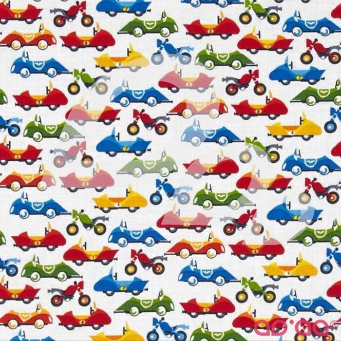 Safari Drive Cars White