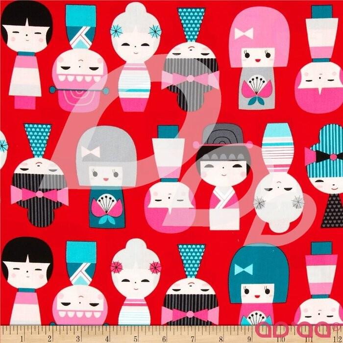 Kokeshi Dolls Sweet