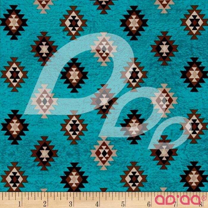 Trading Post Native Medallions Turquoise