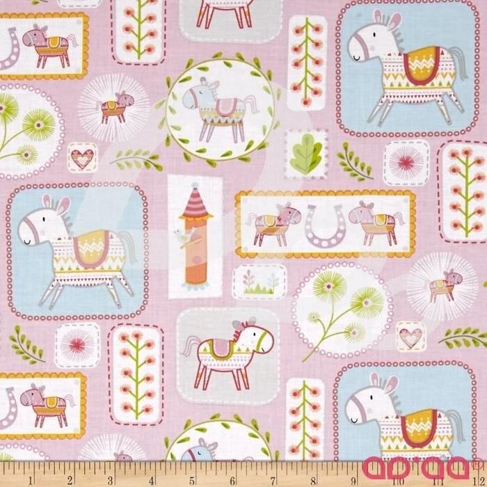 Happi Horses Horse Frames Pink