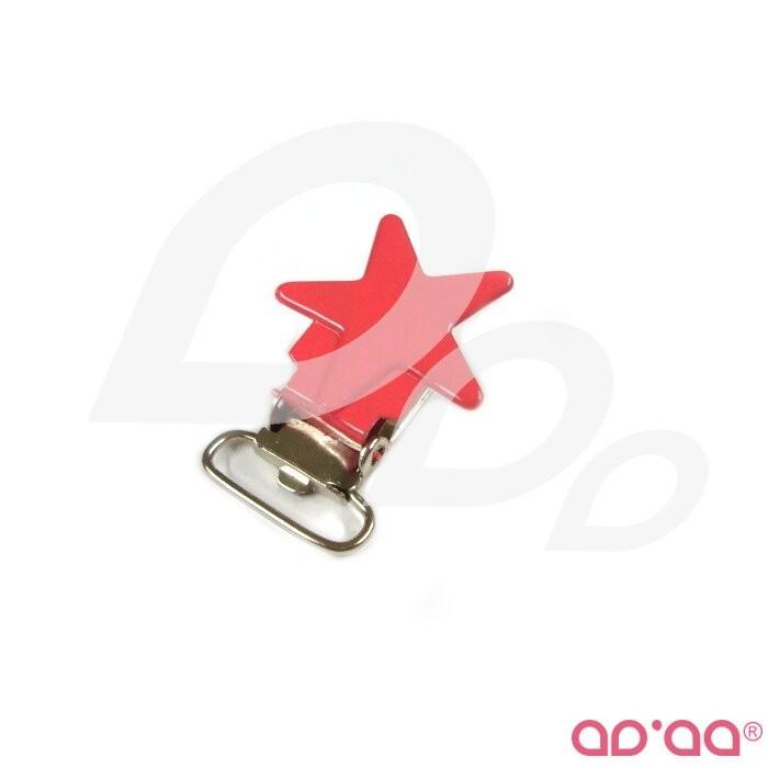 Mola 2cm – Estrela rosa velho