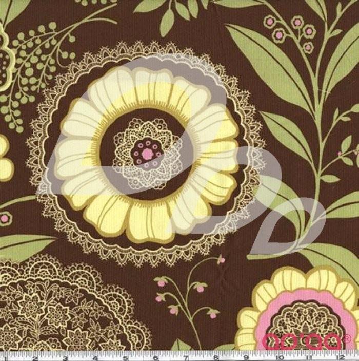 Lotus Lacework Brown