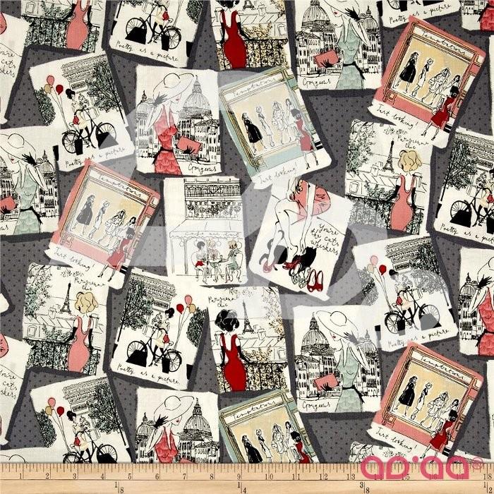 Temptations Postcards Multi