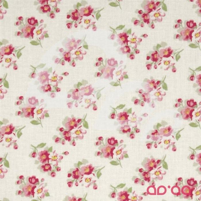 Rosey Cherry Blossom Ivory