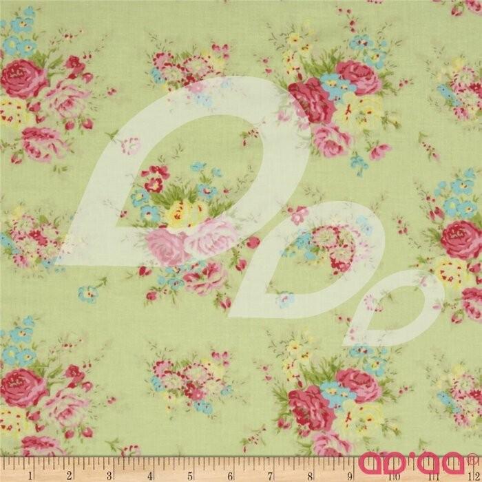 Tanya Whelan Rosey Little Bouquet Green