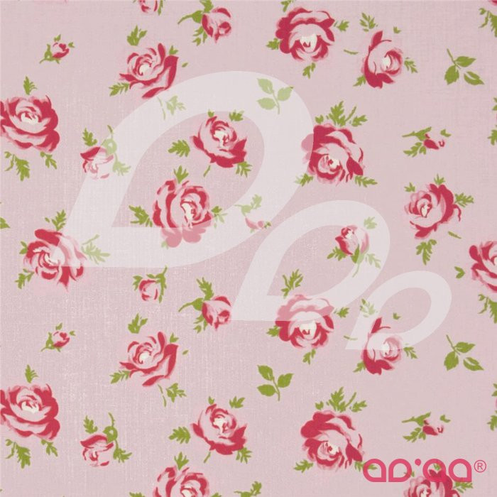 Rosey Little Roses Pink