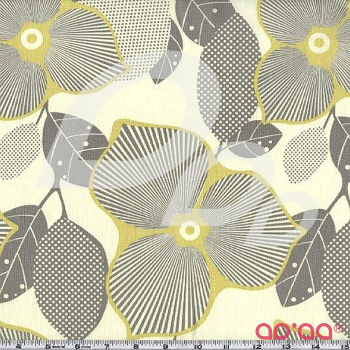 Midwest Modern Optic Blossom Linen