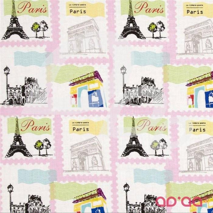 Pepe in Paris Stamp Pink