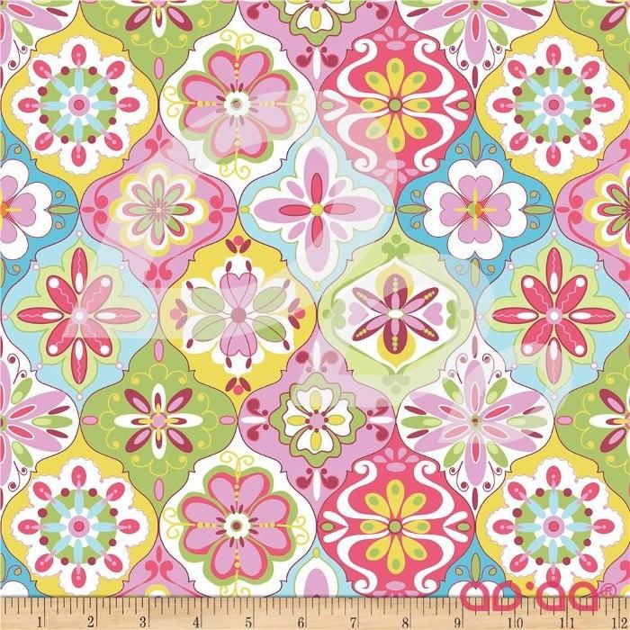 Riley Blake Splendor Ceramic Multi