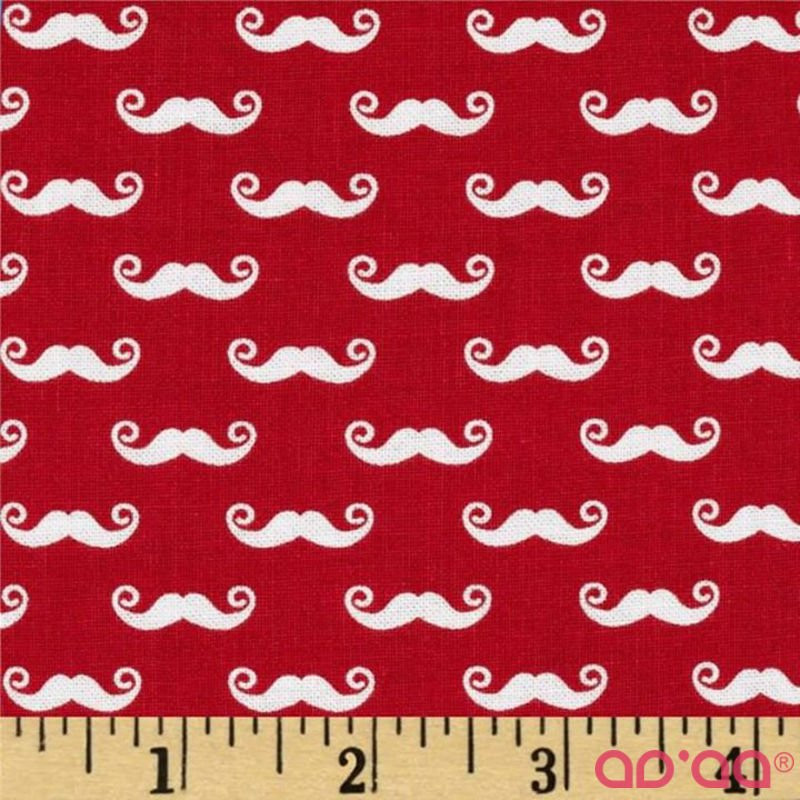 Pepe in Paris Geekly Small Mustache Red