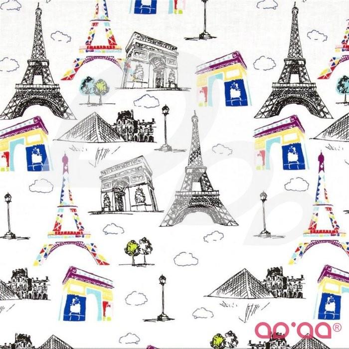 Pepe in Paris Main White