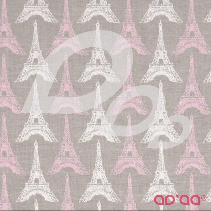 Pepe in Paris Eiffel Tower Grey