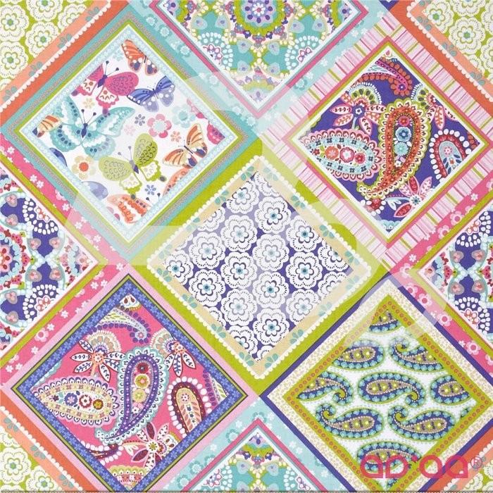 Paisleigh Handkerchief Multi
