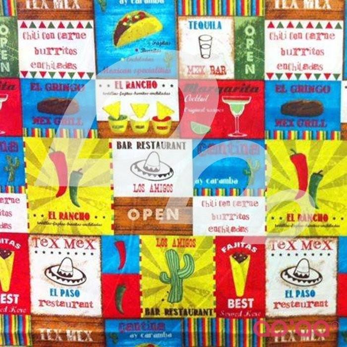 Mexico Labels