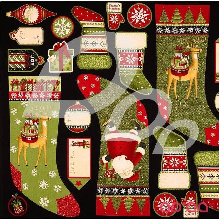 Santas Gifts Stocking