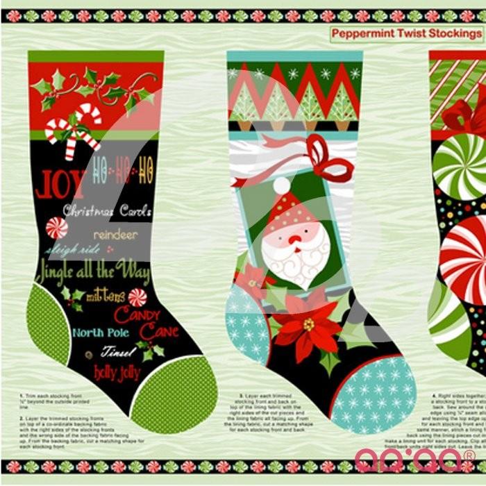 Peppermint Twist Christmas