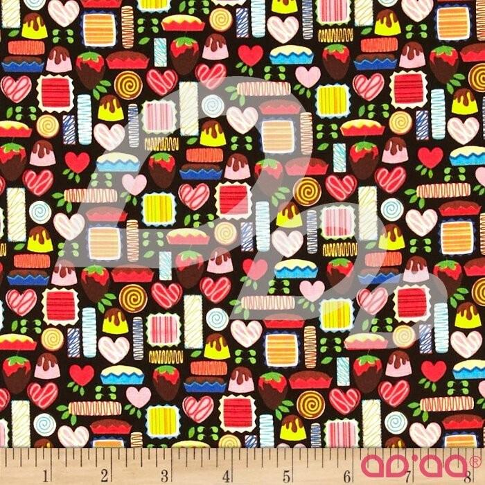 Mini Morsels Desserts Black Cherry
