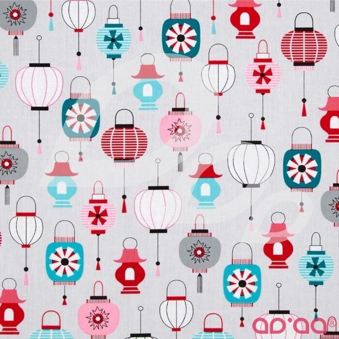 Kokeshi Lanterns Sweet