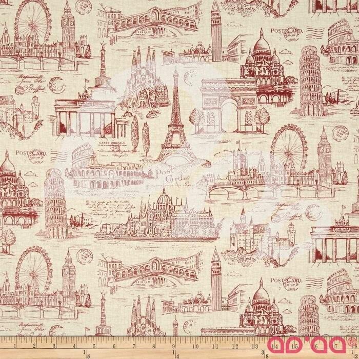 Vintage Travel France Cream