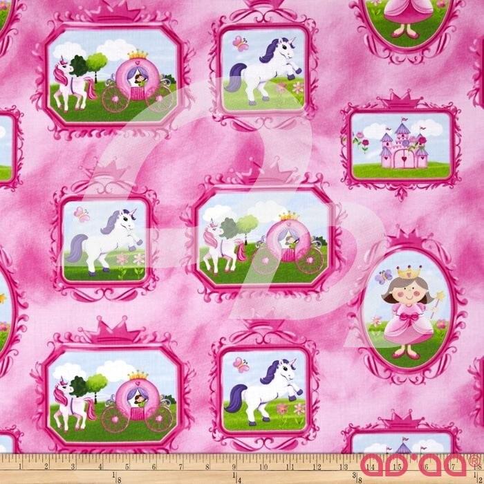 Little Princess Unicorn & Princess Pink