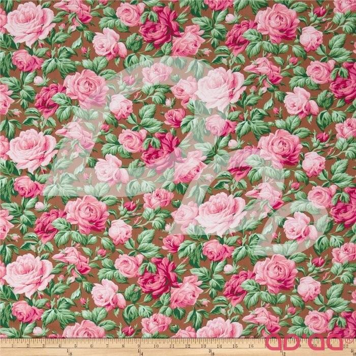 Verna Mosquera Snapshot Rose Garden Sepia