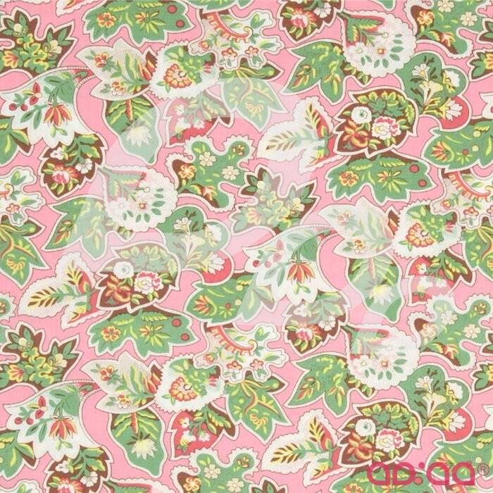 Verna Mosquera Snapshot Vintage Paisley Cherry