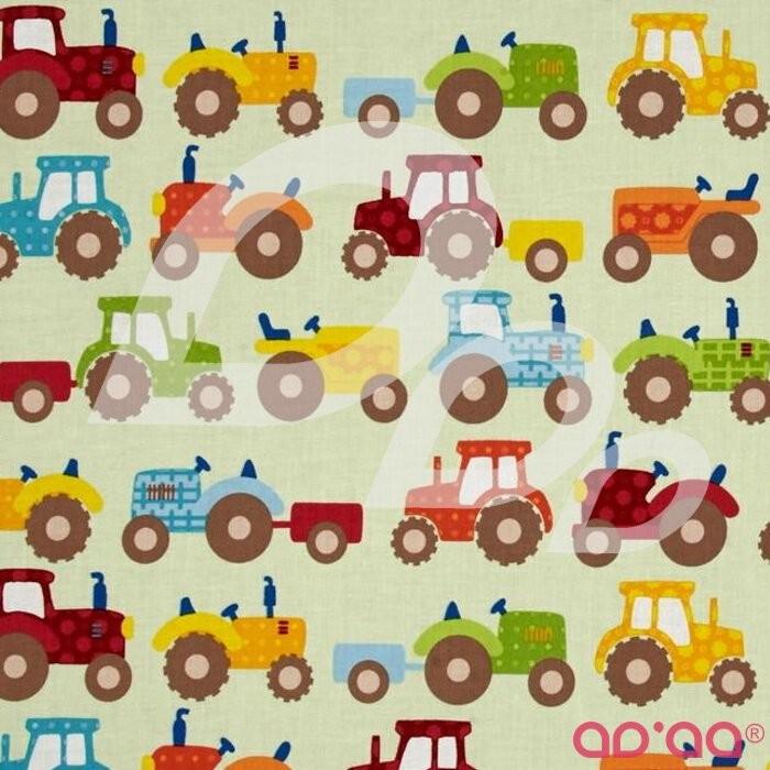Apple Hill Farm Tractors Green