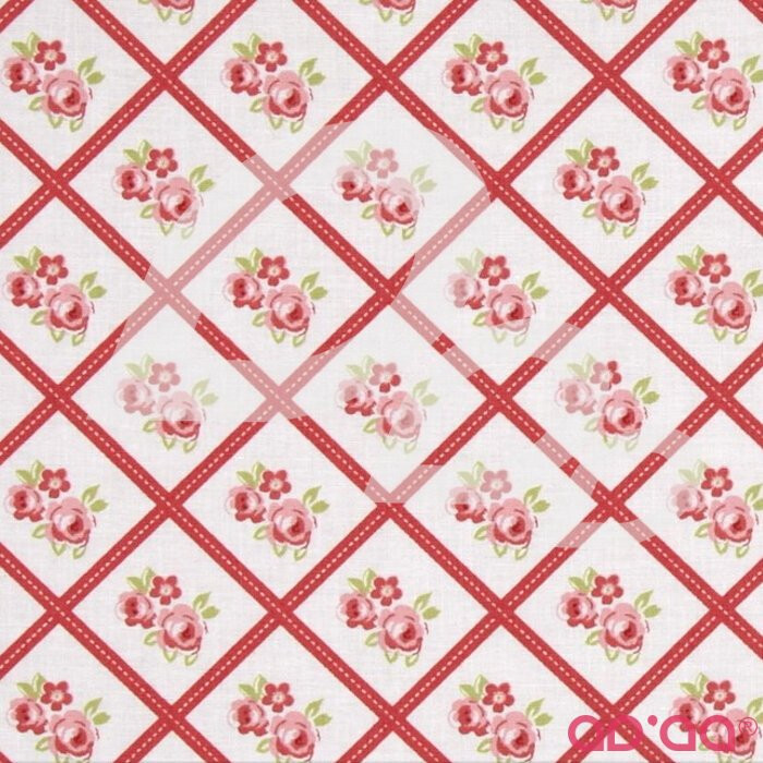 Lulu Roses Libby Red