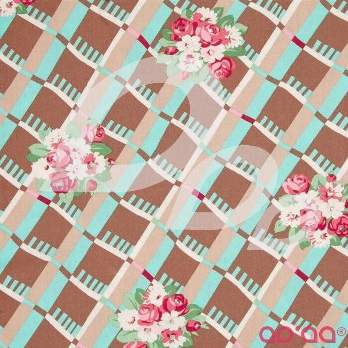 Verna Mosquera Snapshot Sweet Bouquet Sepia