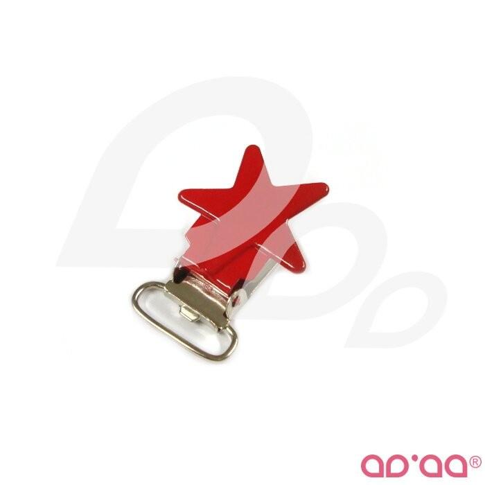 Mola 2cm – Estrela vermelho