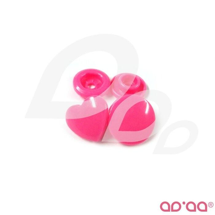 Mola Kam Coração - Rosa