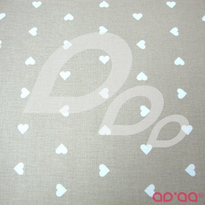Cream heart