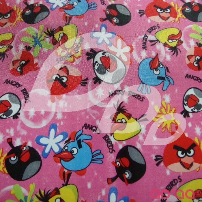 Angry birds rose