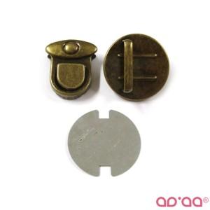 Fecho 3cm – bronze