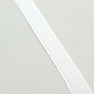 Fita Veludo Branca – 1.5cm