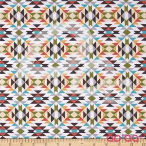 Native Sun Serape Blanket Multi