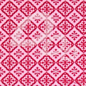 Aprils Garden Medallions Pink