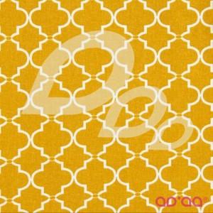 Lattice Tonal Golden Yellow