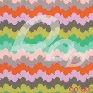 Amy Butler Violette Organic Stripe Zest