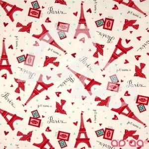 Moda Kiss Kiss Paris Love Cloud